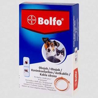 Antiparazitní obojok BOLFO - 38cm