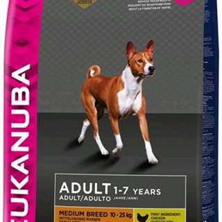 Eukanuba Adult Medium - 3kg