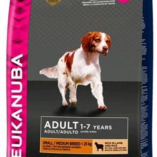 Eukanuba Adult small/medium Lamb - 2,5kg