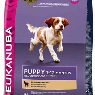 Eukanuba PUPPY/JUNIOR lamb - 2,5kg