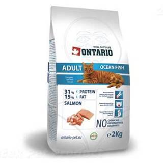 ONTARIO cat  ADULT ocean/fish - 2 kg