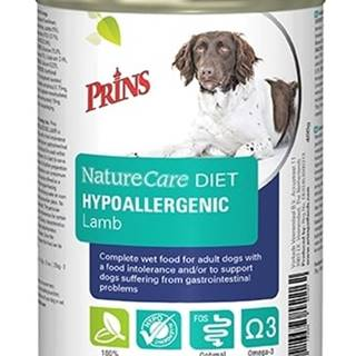 PRINS NatureCare Veterinary Diet HYPOALLERGENIC Lamb - 400g