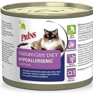 PRINS NatureCare Veterinary Diet HYPOALLERGENIC salmon - 175 g
