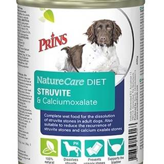 PRINS NatureCare Veterinary Diet STRUVITE & Calciumoxalate - 400g