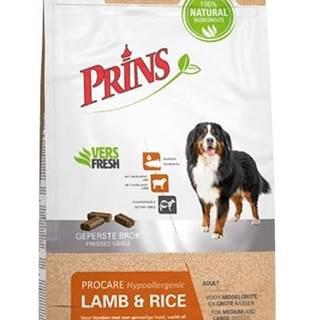 PRINS ProCare LAMB/rice hypoallergic - 15kg