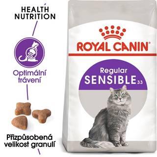 Royal Canin cat   SENSIBLE - 400g