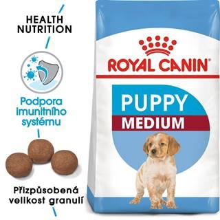 Royal Canin MEDIUM PUPPY - 4kg