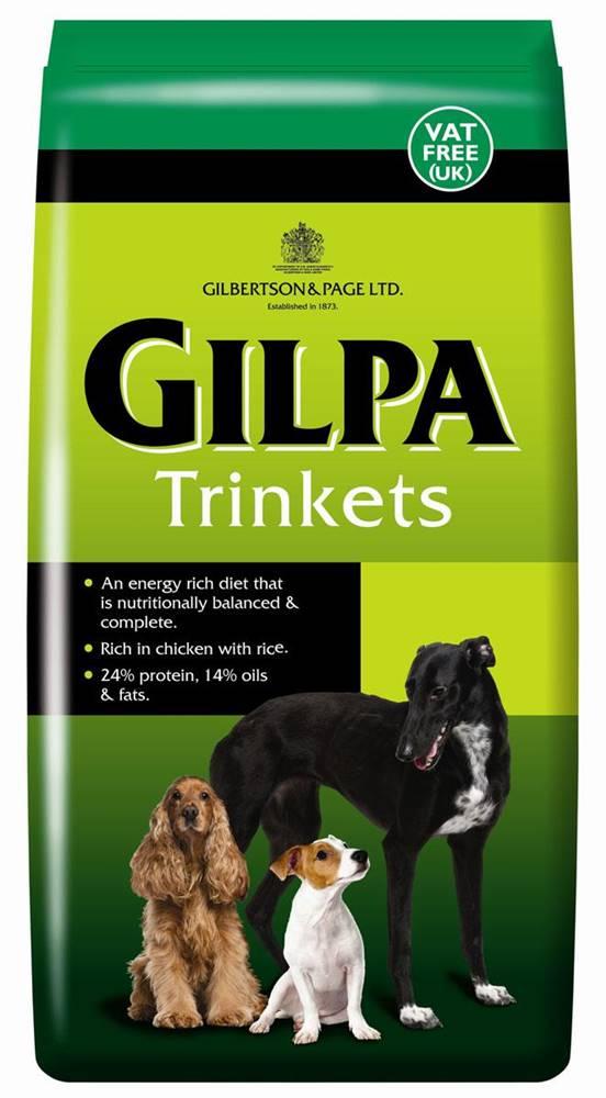 Gilpa GILPA dog TRINKETS - 15kg