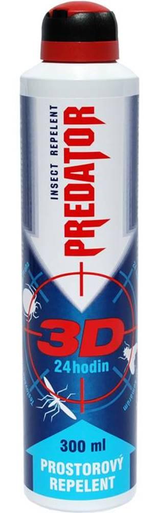 (bez zařazení) PREDATOR repelent 3D spray - 300 ml