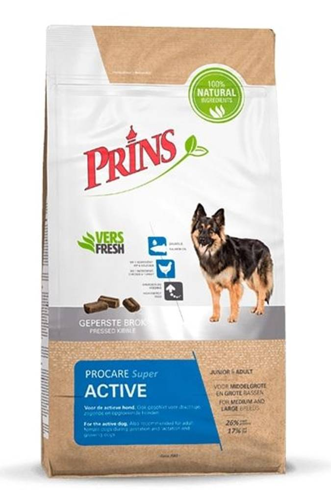 Prins PRINS ProCare SUPER ACTIVE - 3kg