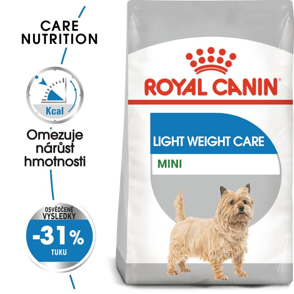Royal Canin Royal Canin Mini Light - 1kg
