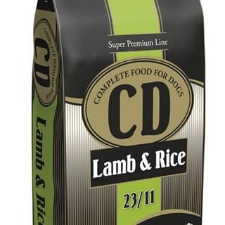 DELIKAN dog C/D LAMB/rice - 15kg