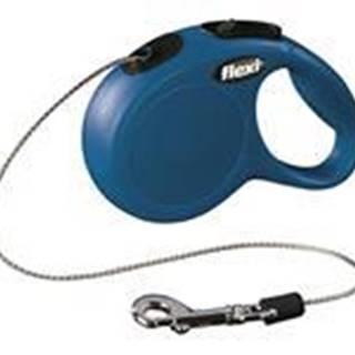 Flexi CLASSIC lanko 3m/8kg - Modré
