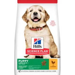 Hills PUPPY LARGE/chicken - 2,5kg