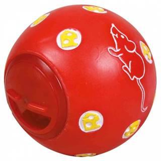 HRAČKA lopta na pamlsky - 7cm