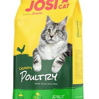 JOSERA cat  JOSIcat CRUNCHY poultry - 18kg