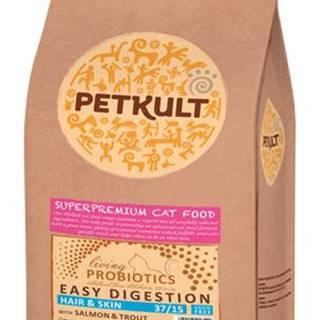 PETKULT  cat  PROBIOTICS  HAIR/skin - 2kg