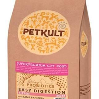 PETKULT  cat  PROBIOTICS   KITTEN - 2kg