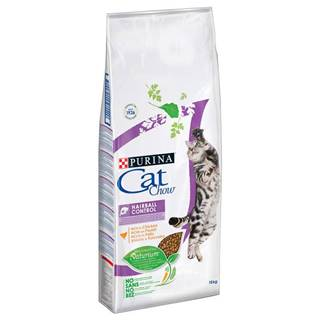 PURINA cat chow  HAIRBALL - 1,5kg