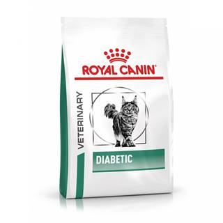 Royal Canin Veterinary Health Nutrition Cat DIABETIC - 1,5kg