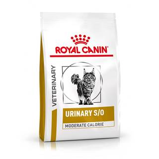 Royal Canin Veterinary Health Nutrition Cat URINARY S/O MC - 1,5kg