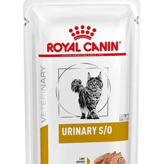 Royal Canin Veterinary Health Nutrition Cat URINARY S/O vrecko in Loaf - 85g