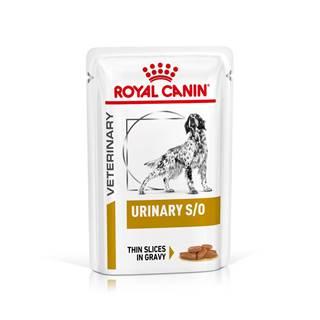 Royal Canin Veterinary Health Nutrition Dog URINARY S/O Pouch in Gravy vrecko - 100g