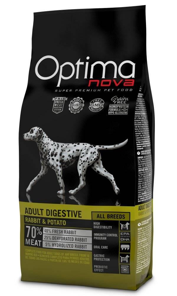 Optimanova OPTIMAnova dog  DIGESTIVE ADULT - 0,8kg