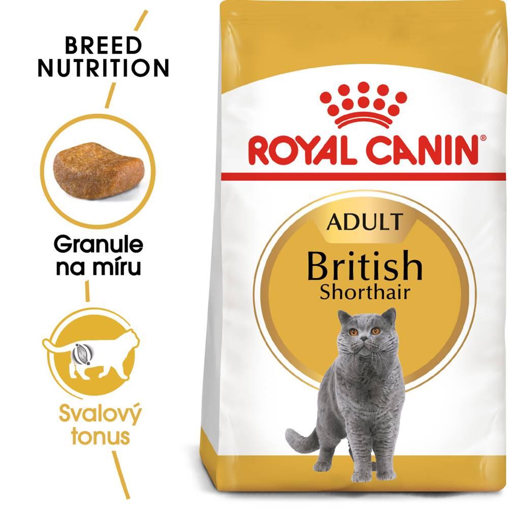 Royal Canin Royal Canin BRITISH SHORTHAIR - 400g