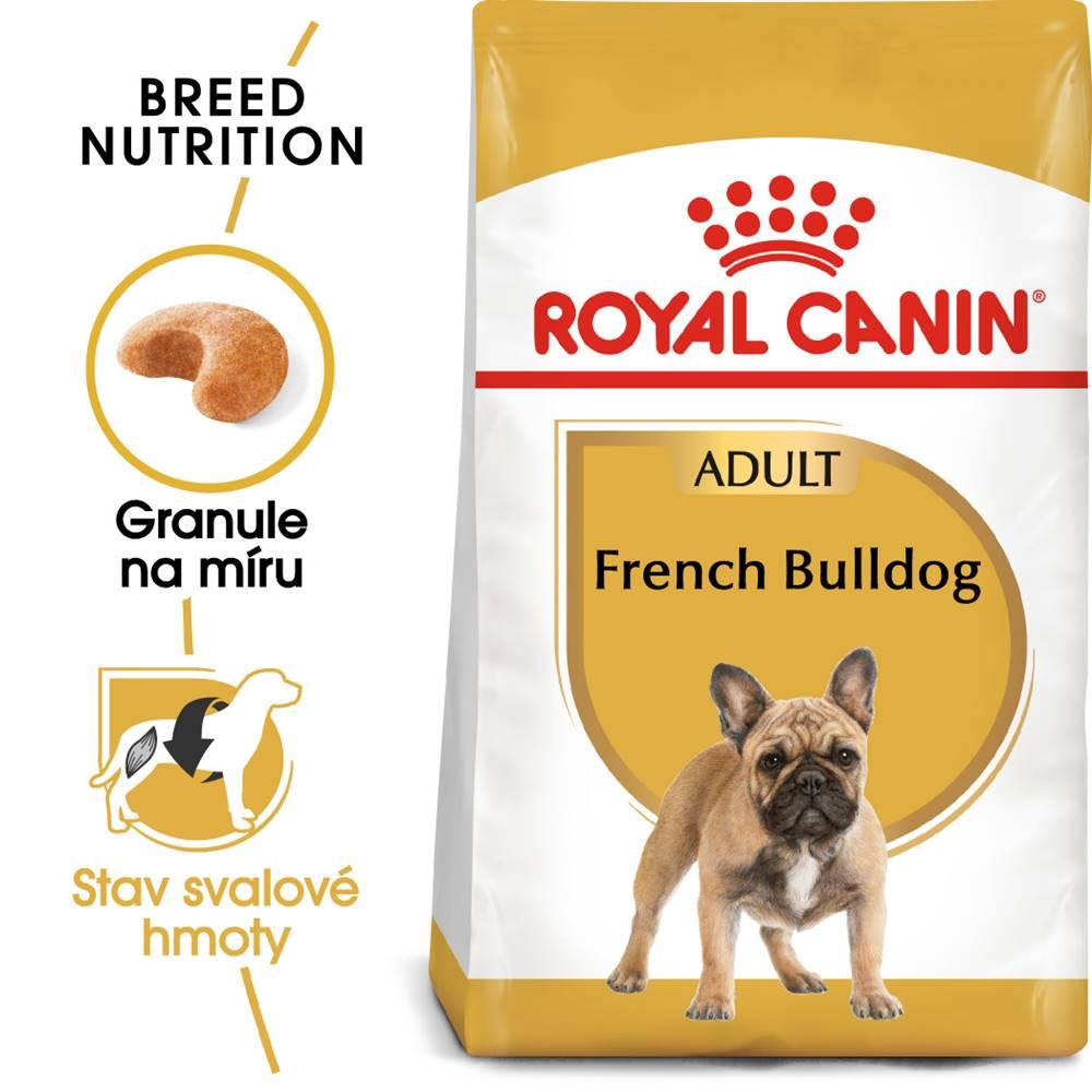 Royal Canin Royal Canin FRENCH BULLDOG - 1,5kg