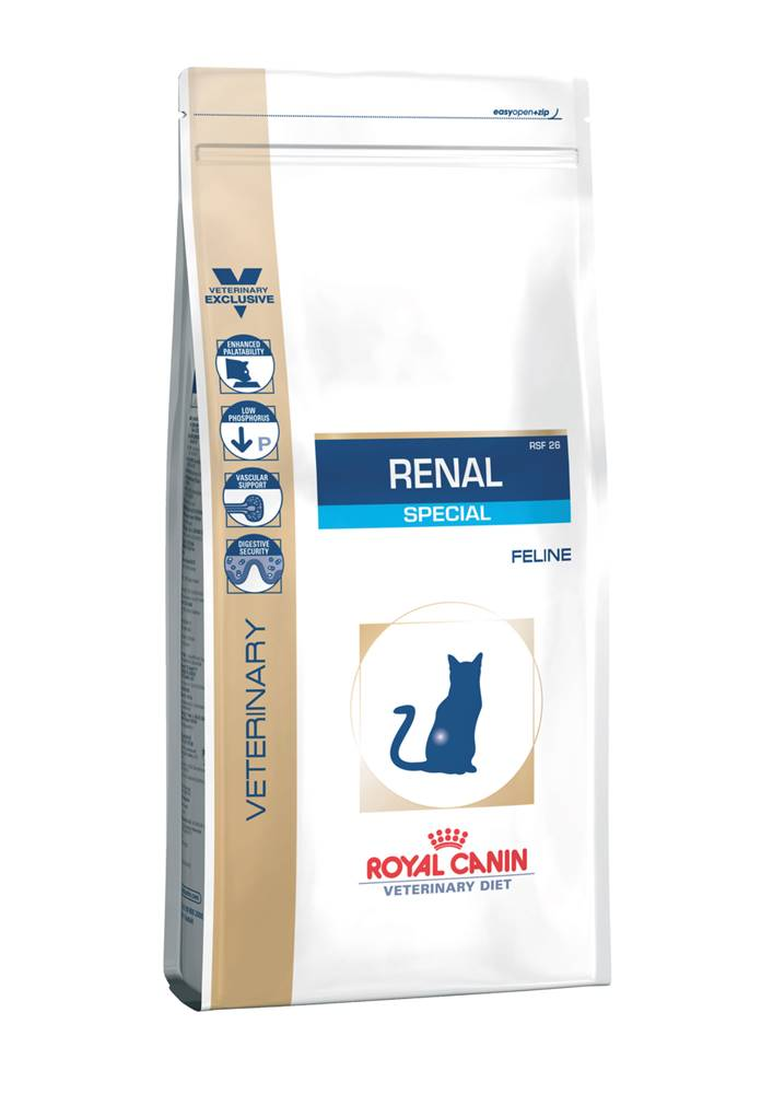 Royal Canin Royal Canin Veterinary Diet Cat RENAL Special - 0,4kg