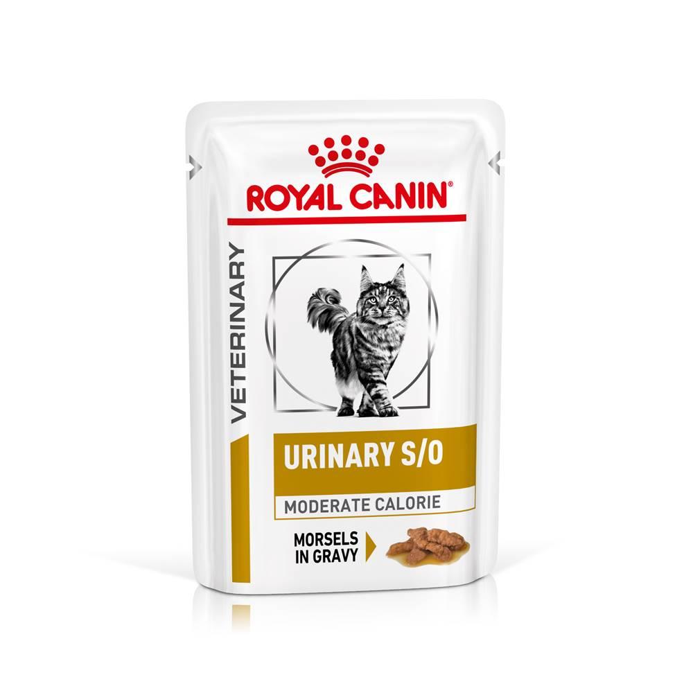 Royal Canin Royal Canin Veterinary Health Nutrition Cat URINARY MC vrecko in gravy - 85g