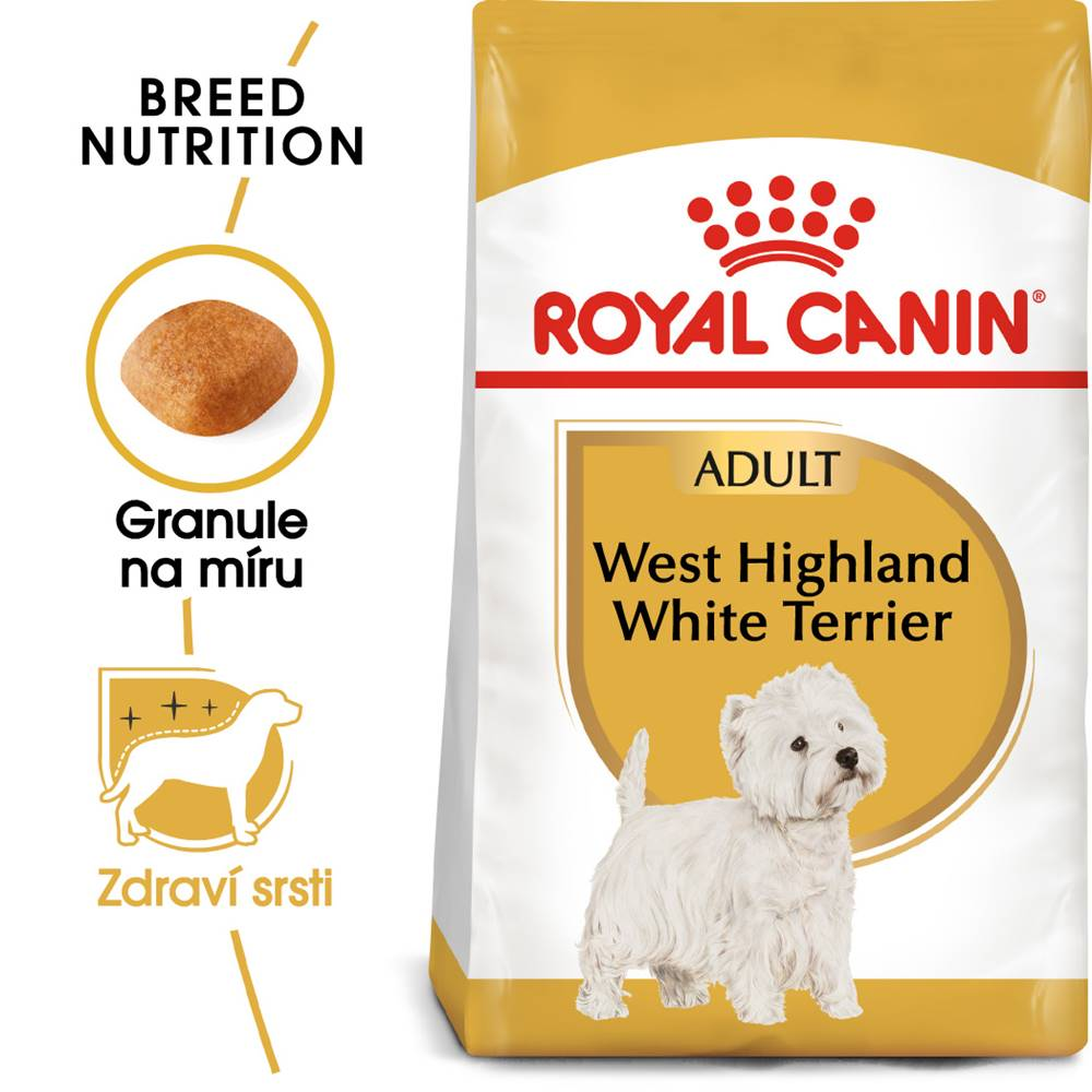 Royal Canin Royal Canin West Highland White Terrier - 500g