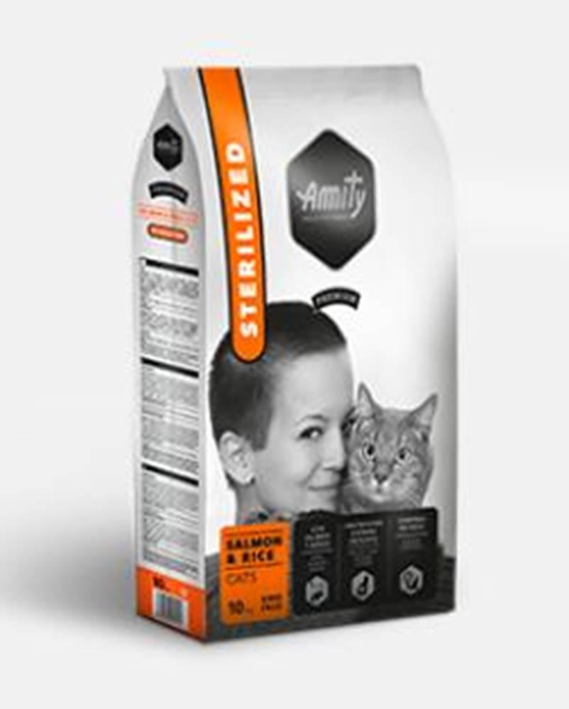 Amity AMITY premium cat STERILISED salmon/rice - 1,5kg