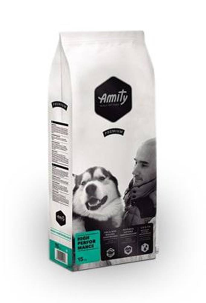 Amity AMITY premium dog HIGH PERFORMANCE - 15kg