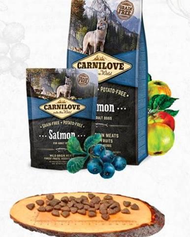 CARNILOVE ADULT SALMON - 1,5kg