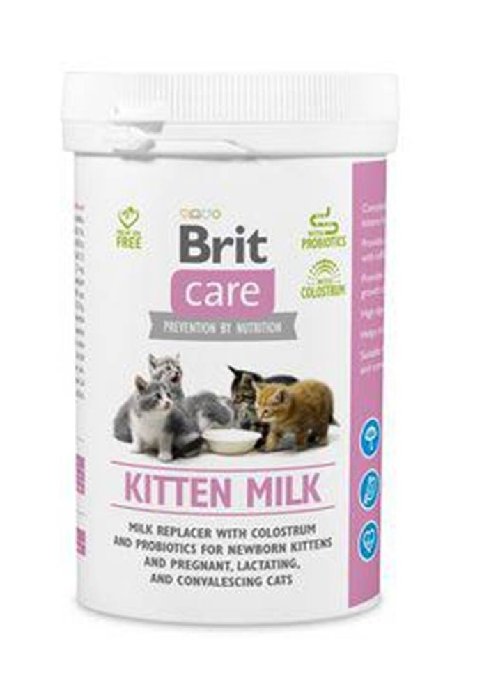Brit Care BRIT CARE cat  KITTEN milk - 250g