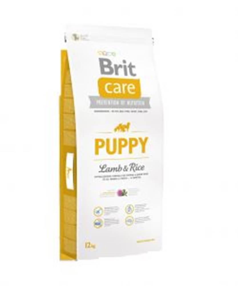 Brit Care Brit Care dog Puppy Lamb & Rice - 1kg