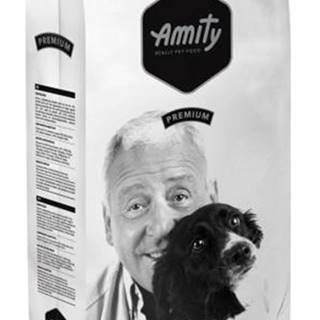 AMITY premium dog SENIOR/light - 15kg