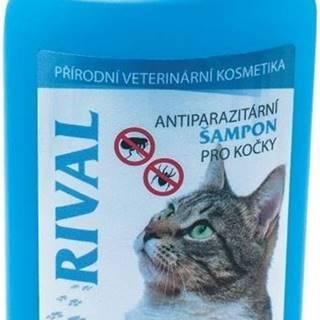 Antiparazitný šampón BEA RIVAL pre mačky - 220ml
