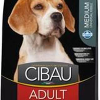 CIBAU ADULT MEDIUM - 2,5kg