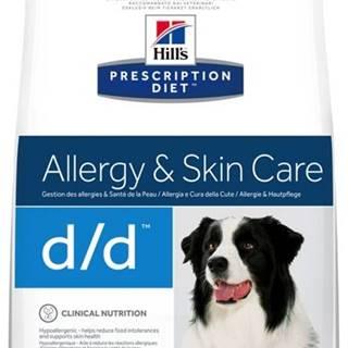 Hills Canine  d/d duck/rice (dieta) - 2kg