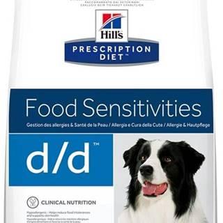 Hills Canine  d/d salmon/rice (dieta) - 2kg