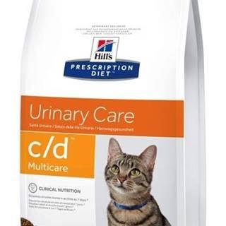 Hills cat  c/d  multicare/chicken - 1,5kg
