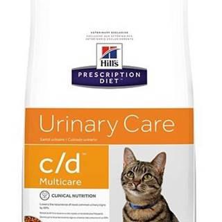 Hills cat  c/d  multicare/ocean fish - 1,5kg