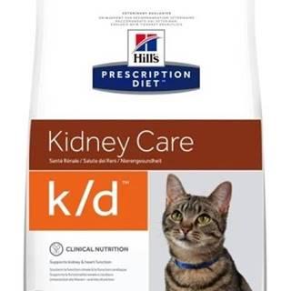 Hills cat  k/d  renal health - 1,5kg