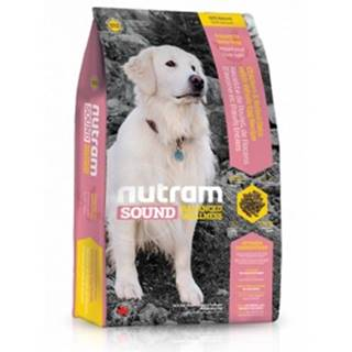 NUTRAM dog  S10-SOUND SENIOR - 11,4kg