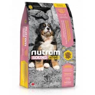 NUTRAM dog  S3-SOUND  PUPPY LARGE - 11,4kg