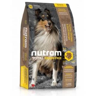 NUTRAM dog T23 - TOTAL GF turkey/chicken - 2kg