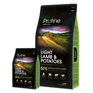 Profine LIGHT LAMB/Potatoes - 15kg